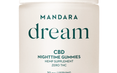 Dream Nighttime CBD Gummies