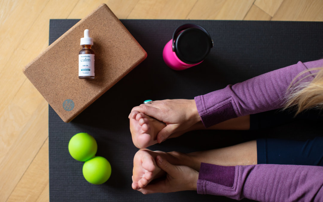 Build a Sustainable Yoga Practice with CBD